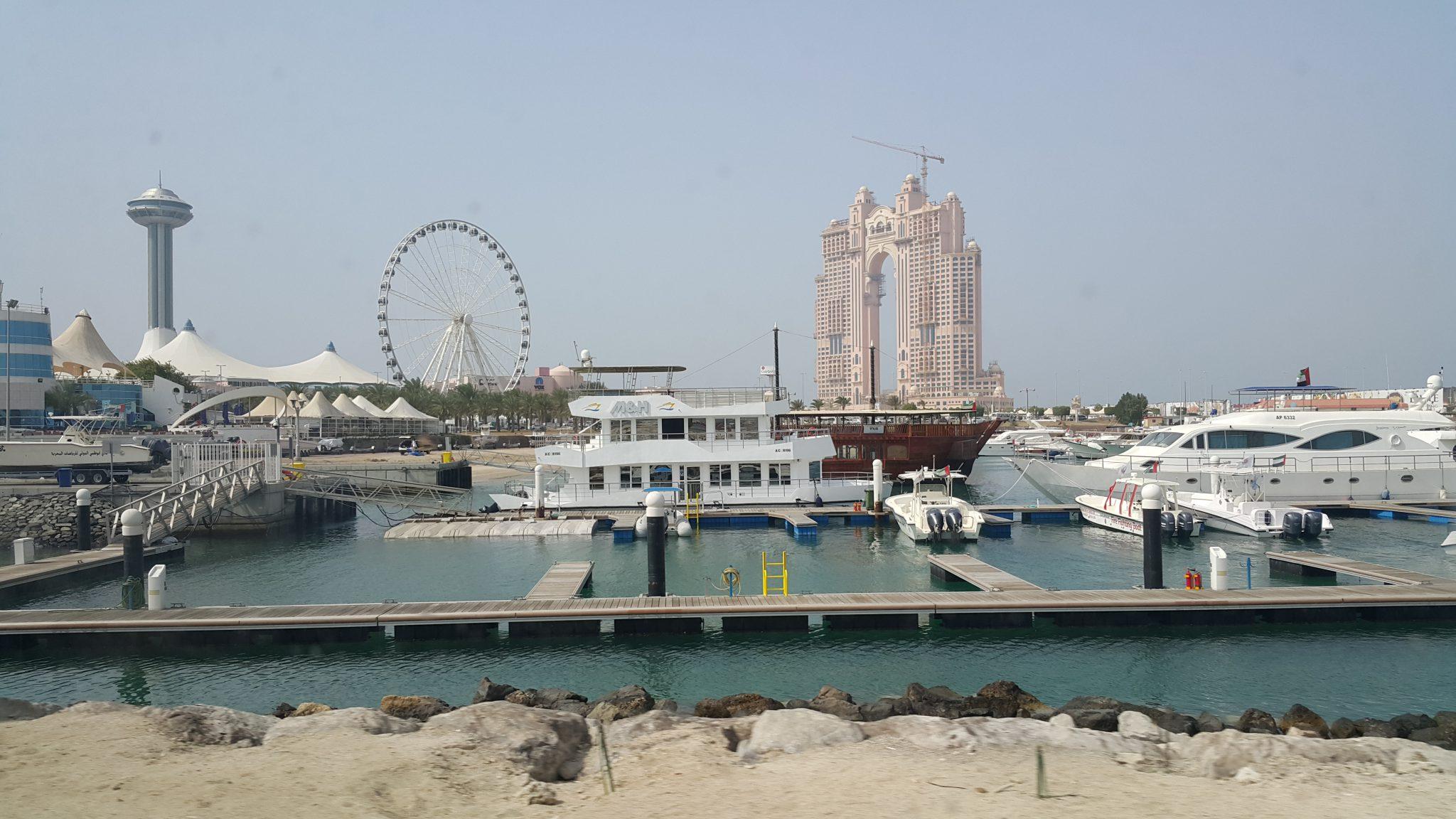 Abu Dhabi main image